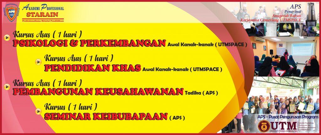 Senarai Kursus APS