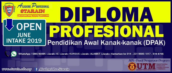 Slider Diploma Profesional - JUNE INTAKE
